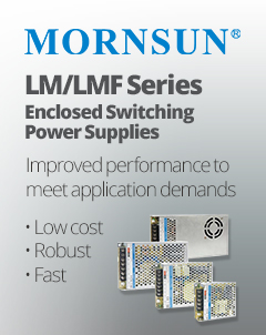 Mornsun LM/LMF Switching Power Supplies