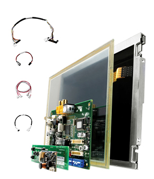 LCD Kit and Cables