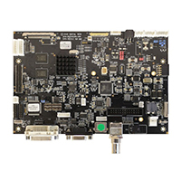 SVH-1920v2 Controller support up to 1900x1200 10 Bit LVDS, eDP, DVI, VGA, Video